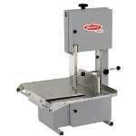 Skyfood MSK Meat & Bone Saw, Tabletop, 74 in Blade, Medium Duty, Stainless, 1/2 HP, 110 V