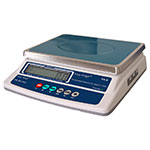 "Skyfood PX-6 6-lb Portion Control Scale w/ LCD Display, 11-4/5 x 8-2/3"" Platform"