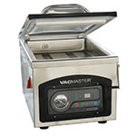 "Skyfood VP215C Table Vacuum Pack Machine w/ 10.25 x 1/8"" Seal, 20-40-sec Cycle"