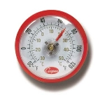 Cooper 535-0-8 Refrigerator Freezer Milk & Walk-In Cooler Thermometer, -20 To 120-Degrees F
