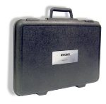 Cooper 14245-1 Hard Carrying Case w/ Label, 12 x 17 x 3.5""