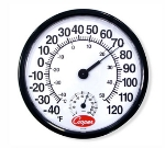 Cooper Instrument 212-150-8 Wall Dial Thermometer, -40 To 120-Degrees F