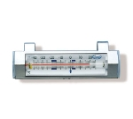 Cooper 335-01-1 Refrigerator Freezer Thermometer, -40 To 80-Degrees F