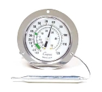 Cooper 7112-02-3 2.5-in Panel Type Thermometer w/ Front Flange, -40 To 60-Degrees F
