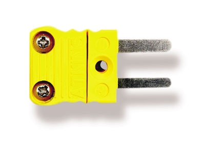 Cooper PD1389-10 Type K Male Connector Thermocouple