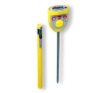 Cooper DFP450W-0-8 Waterproof Test Thermometer w/ Digital Display, -40 To 450-Degrees F