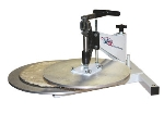 "DoughXpress DXDD-10 Manual Dough Docking Press, Interchangeable, 10"" Diagonal"