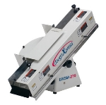 DoughXpress DXSM-270E Adjustable French Bread & Bagel Slicer For Full & Hinge Cut, 220-240