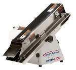 DoughXpress DXSM-270C Compact Adjustable French Bread Slicer For Full & Hinge Cut, 115 V