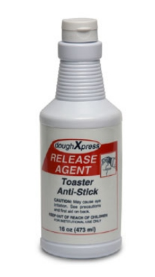 DoughXpress RELEASE AGENT 16-oz Platen Coating Release Agent