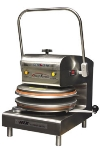 DoughXpress D-TXM-2-18 Manual Tortilla Pizza Dough Press, Aluminum Platens, 220/1 V