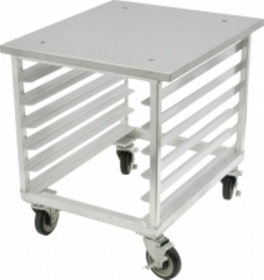 DoughXpress TXC-3 Tortilla Press Cart w/ Marine Style Edge