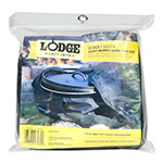 "Lodge A1-12 12"" Camp Dutch Oven Tote Bag w/ Double-Padded Bottom, Black Polyester"
