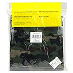 Lodge A5-ACAM Bib Apron with Pocket - Camouflage