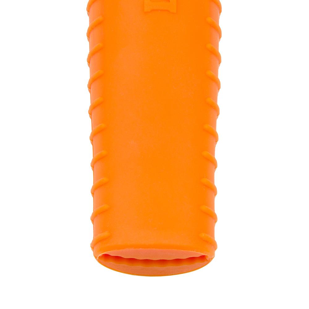 Lodge ASCRHH61 Handle Holder For Seasoned Steel, Silicone, Orange