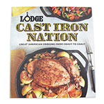Lodge CBCIN Cast Iron Nation Cookbook