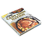 Lodge CBCIN Cast Iron Nation Cookbook