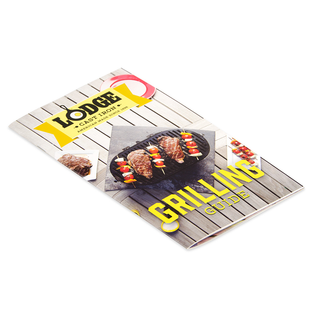 Lodge CBGG Grilling Guide Cookbook - 30-pages