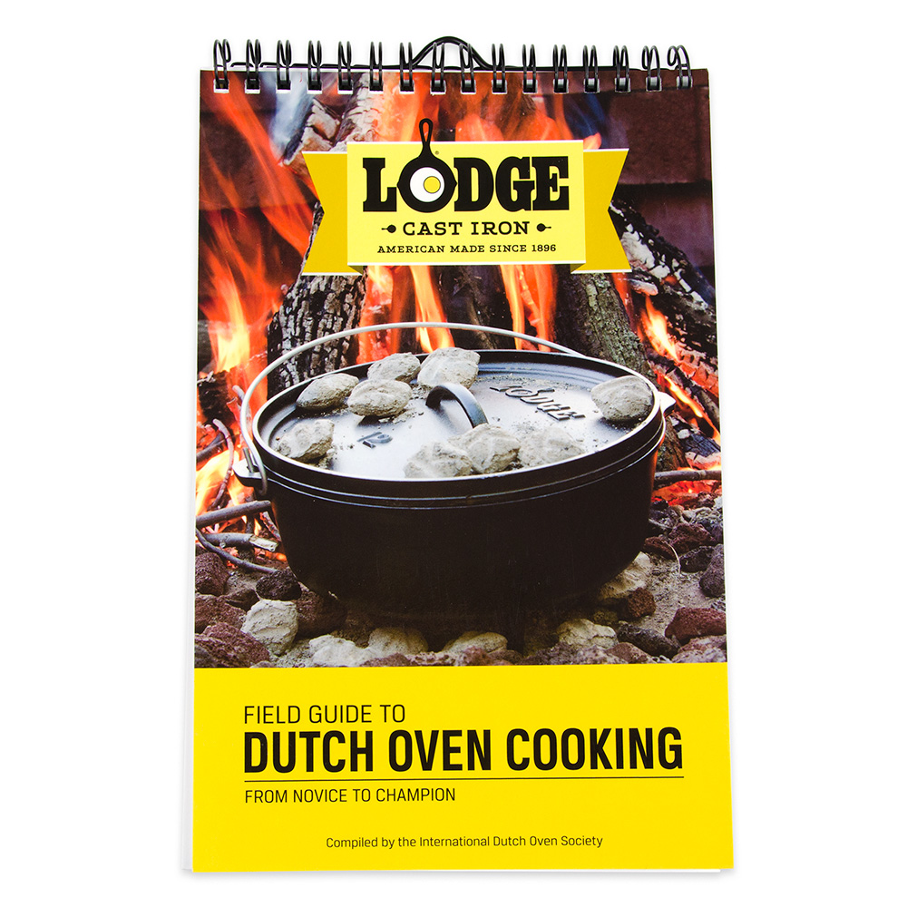 Lodge Cast Iron Lodge CBIDOS Field Guide to Dutch Oven Co...
