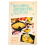 Lodge CBWR National Cornbread Festival Winning Recipes Cookbook w/ 64-Pages