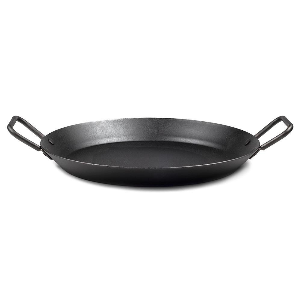 "Lodge CRS15 15"" Carbon Steel Paella Pan"