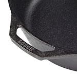 Lodge L10DSK3 12 Round Cast Iron Seasoned Skillet