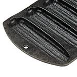 Lodge L27C3 Cast Iron Seasoned Cornstick Pan w/ 7-Stick Capacity