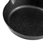 "Lodge L3SK3 6.5"" Round Cast Iron Skillet"