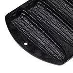 Lodge L527C3 Cast Iron Seasoned Cornstick Pan w/ 5-Stick Capacity
