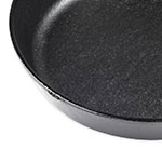 "Lodge L6SK3 9"" Round Cast Iron Seasoned Skillet"