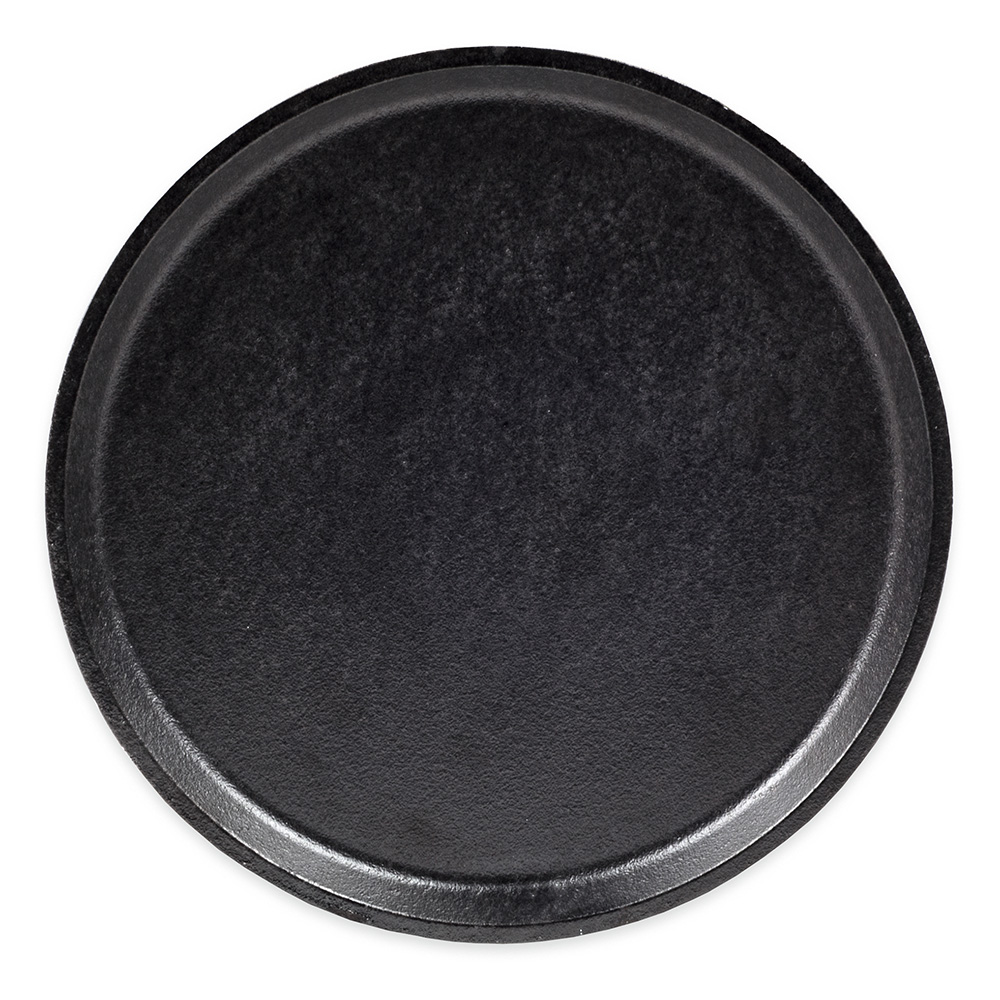 "Lodge L7OGH3 9.25"" Round Cast Iron Old Style Griddle"
