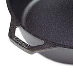 Lodge L8DSK3 10.25 Round Cast Iron Seasoned Skillet