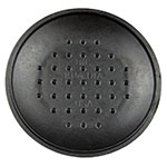 "Lodge L8IC3 10.25"" Round Self-Basting Iron Cover"