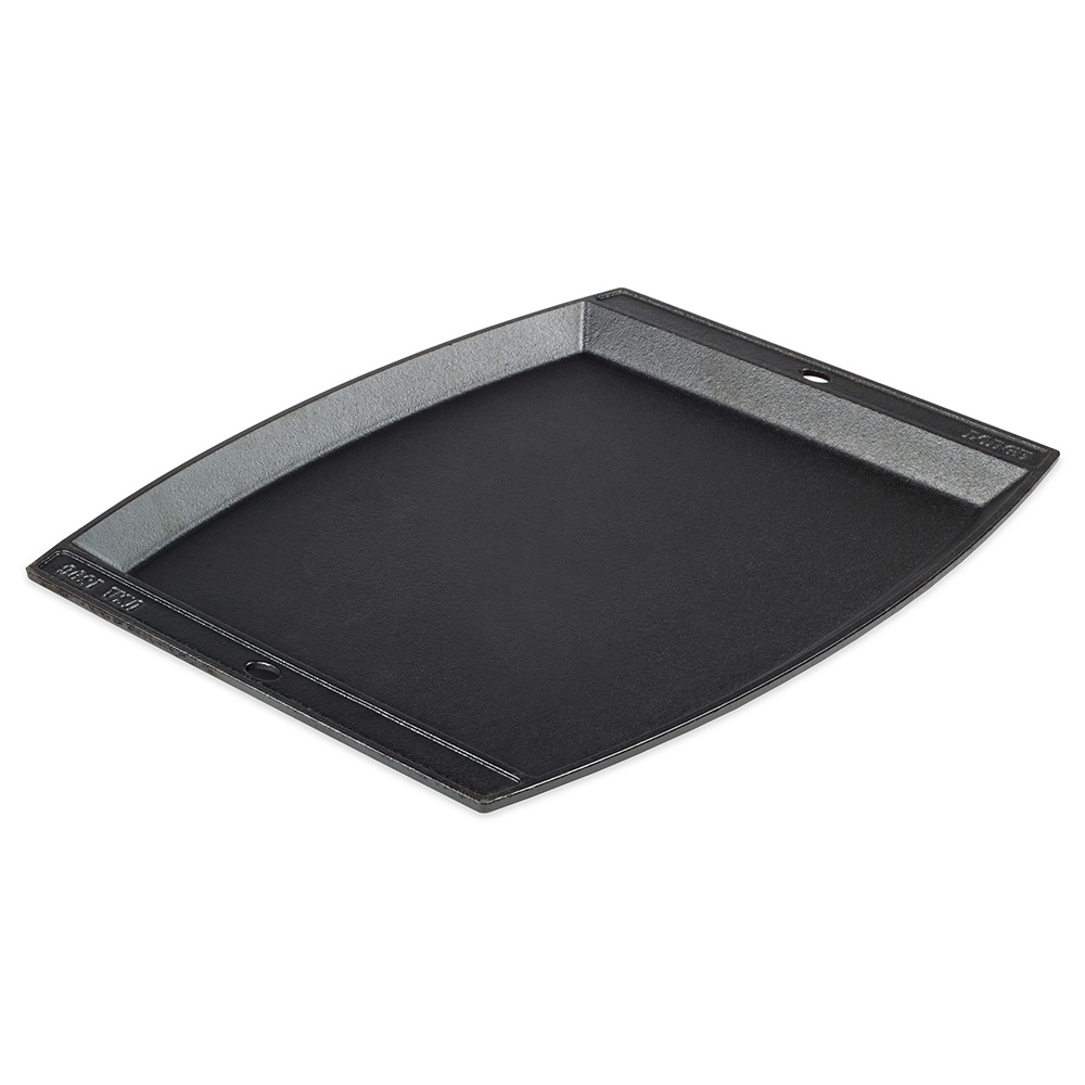 Lodge LJSCP3 Lodge Logic Jumbo Cast Iron Chefs Platter, 12 x 15-in