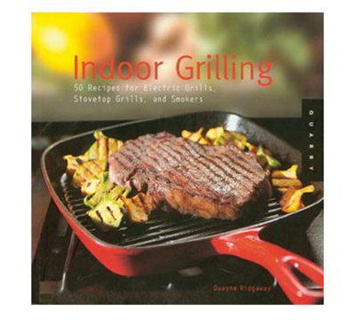 Lodge CBIG Indoor Grilling Cookbook w/ 128-Pages
