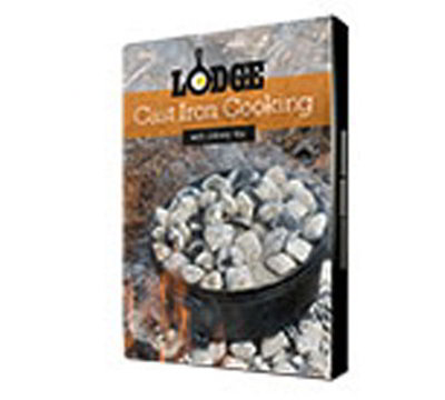 Lodge DVDNIX2 Cast Iron Cooking with Johnny Nix DVD, 30-min