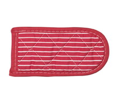 Lodge HHR Hot Handle Mitt w/ Silicon Lining & Red White Stripes