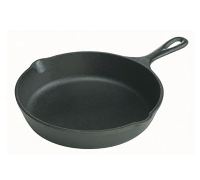 Lodge L3SK3 6.5-in Round Cast Iron Skillet