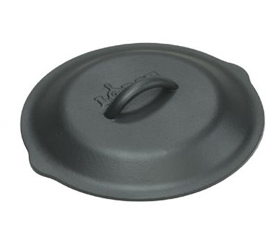 "Lodge L10SC3 12"" Round Self-Basting Iron Cover"