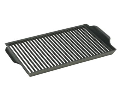 Lodge LBBG3 Cast Iron Barbeque Grill Grate, 15x11-in