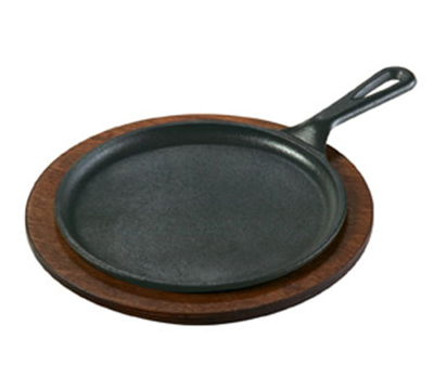 Lodge L6OG3 8.37-in Round Cast Iron Old Style Griddle