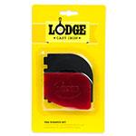 Lodge SCRAPERCOMBO Grill/Pan Scraper Pack of 2