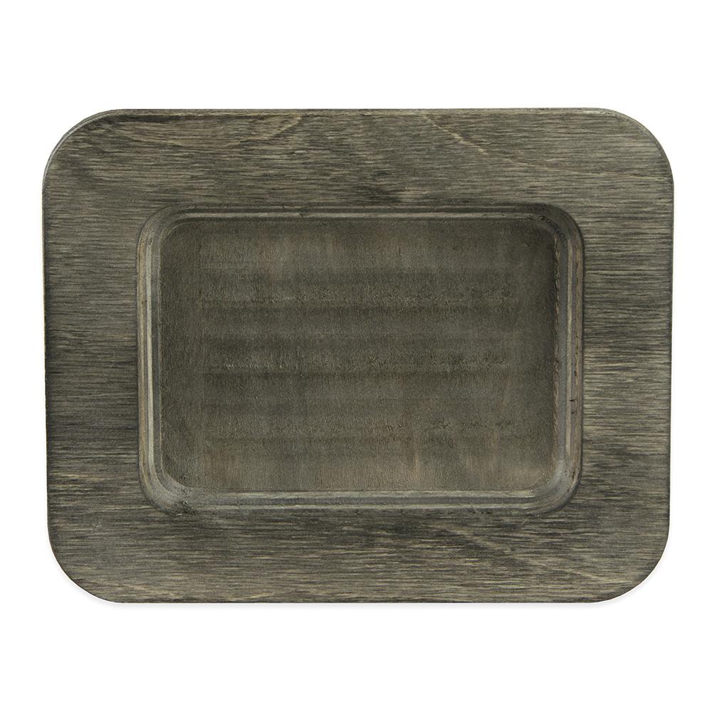 Lodge UMSRC Rectangular Wood Underliner - Walnut
