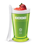 Zoku ZK113-GN Slush & Shake Maker - Green