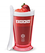 Zoku ZK113-RD Slush & Shake Maker - Red