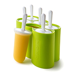Zoku ZK114 Classic Pop Mold w/ 6-Molds & 6-Sticks, Drip Guards
