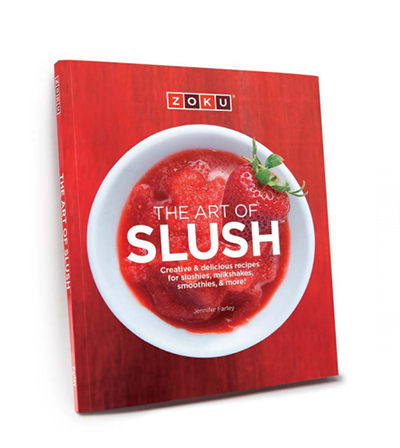Zoku ZK117 The Art of Slush Recipe Book