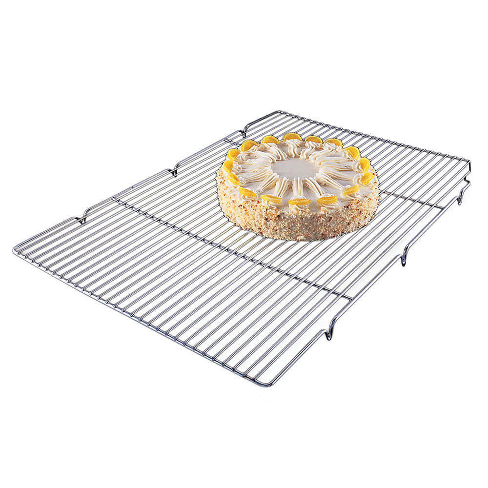 Focus 901216CGC Half Size Wire Cooling Rack, 11.5 x 16.5 x 7/8 in H
