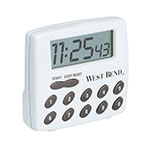 Focus 40005X Single Channel Timer w/ Stand, LCD Display