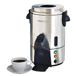 Focus 54160 60-cup Stainless Coffee Maker - Hands Free Dispensing